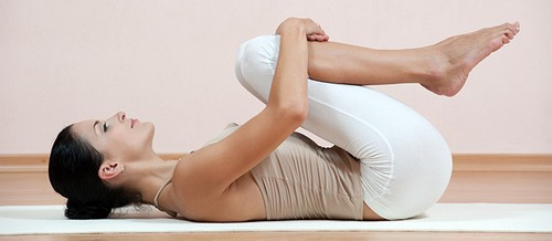 Вата доша: йога для пищеварения