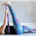 3 позы йоги для мягкой растяжки подколенных сухожилий