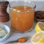 Куркума при простуде: 4 полезных рецепта