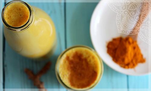 Золотое молоко из куркумы польза и вред