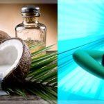 Кокосовое масло для солярия и загара на солнце