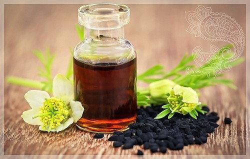 Как применять масло черного тмина против прыщей