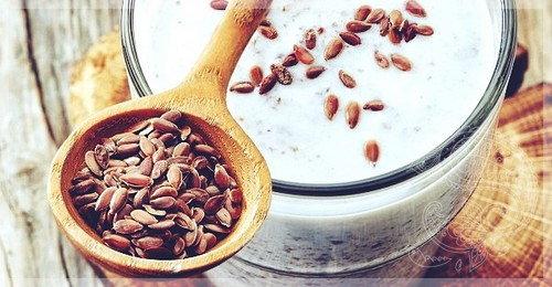 льняное семя для похудения с кефиром как принимать