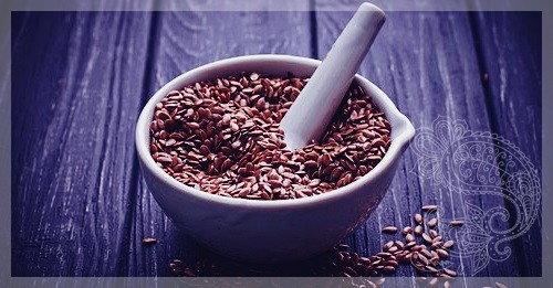 льняное семя польза и вред