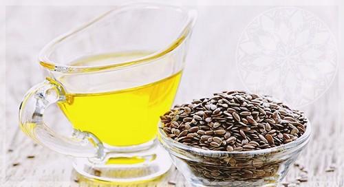 льняное масло польза для женщин