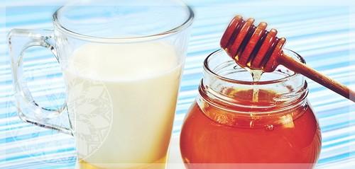 можно ли пить молоко с медом