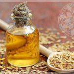 Льняное масло для волос: польза и применение