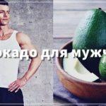 Авокадо: полезные свойства для мужчин