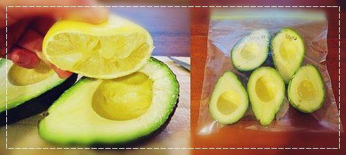 Можно ли замораживать авокадо