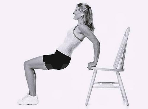 какие упражнения чтобы похудели бедра