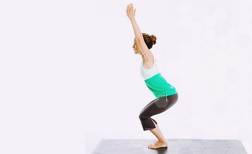 Уткатасана - упражнения для укрепления сердца