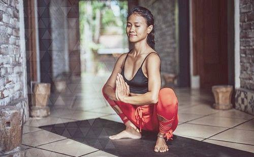 Йога для снятия напряжения в спине