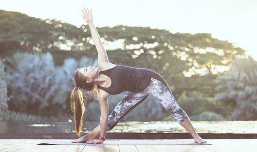 Йога для снятия напряжения в ногах