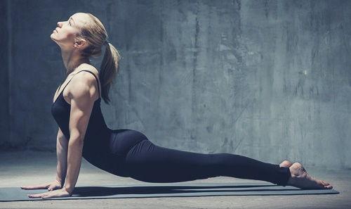 Силовая йога (Power Yoga)